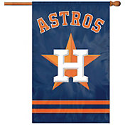 The Party Animal Houston Astros Applique Banner Flag