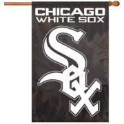 Party Animal Chicago White Sox Applique Banner Flag
