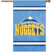 Party Animal Denver Nuggets Applique Banner Flag