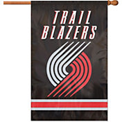 Party Animal Portland Trail Blazers Applique Banner Flag