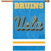 Party Animal UCLA Bruins Applique Banner Flag
