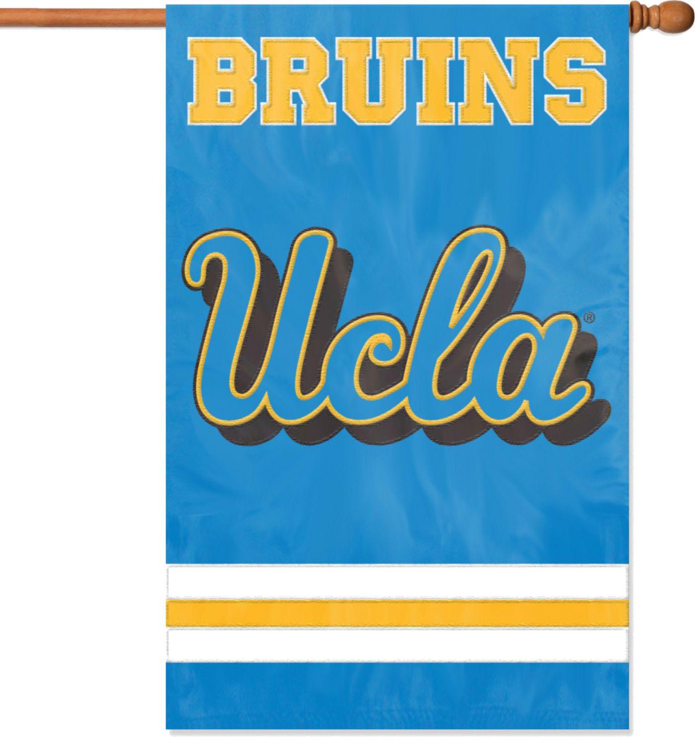 Party Animal UCLA Bruins Applique Banner Flag