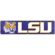 Party Animal LSU Tigers Giant 8' x 2' Banner