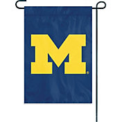 Party Animal Michigan Wolverines Garden/Window Flag