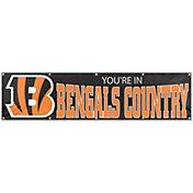 Party Animal Cincinnati Bengals Giant 8' x 2' Banner