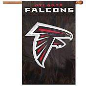 Party Animal Atlanta Falcons Applique Banner Flag
