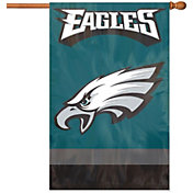 Party Animal Philadelphia Eagles Applique Banner Flag