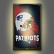 Party Animal New England Patriots MotiGlow Light Up Sign