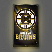 Party Animal Boston Bruins MotiGlow Light Up Sign
