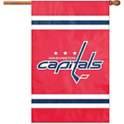 Party Animal Washington Capitals Applique Banner Flag