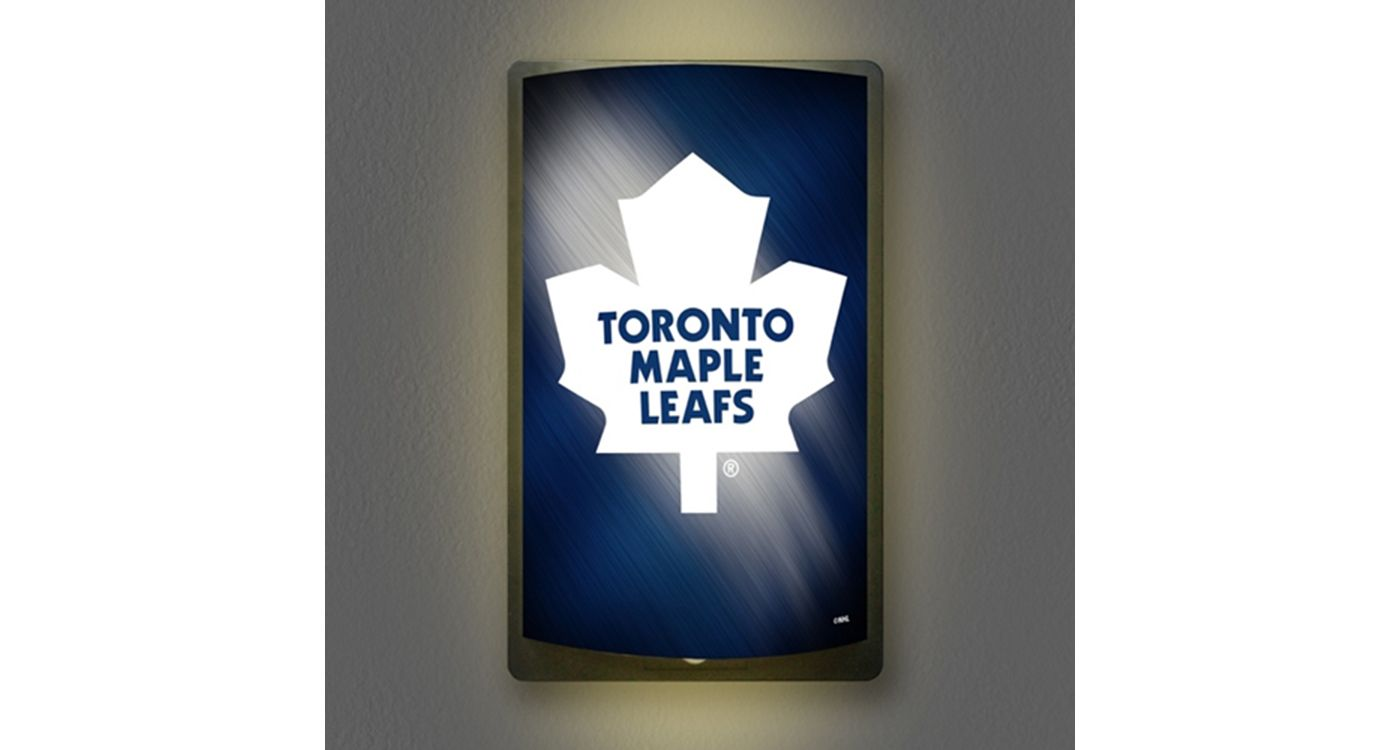 Party Animal Toronto Maple Leafs MotiGlow Light Up Sign