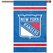 Party Animal New York Rangers Applique Banner Flag