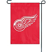 Party Animal Detroit Red Wings Garden/Window Flag