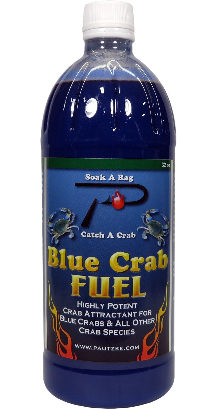 Pautzke Blue Crab Fuel Attractant
