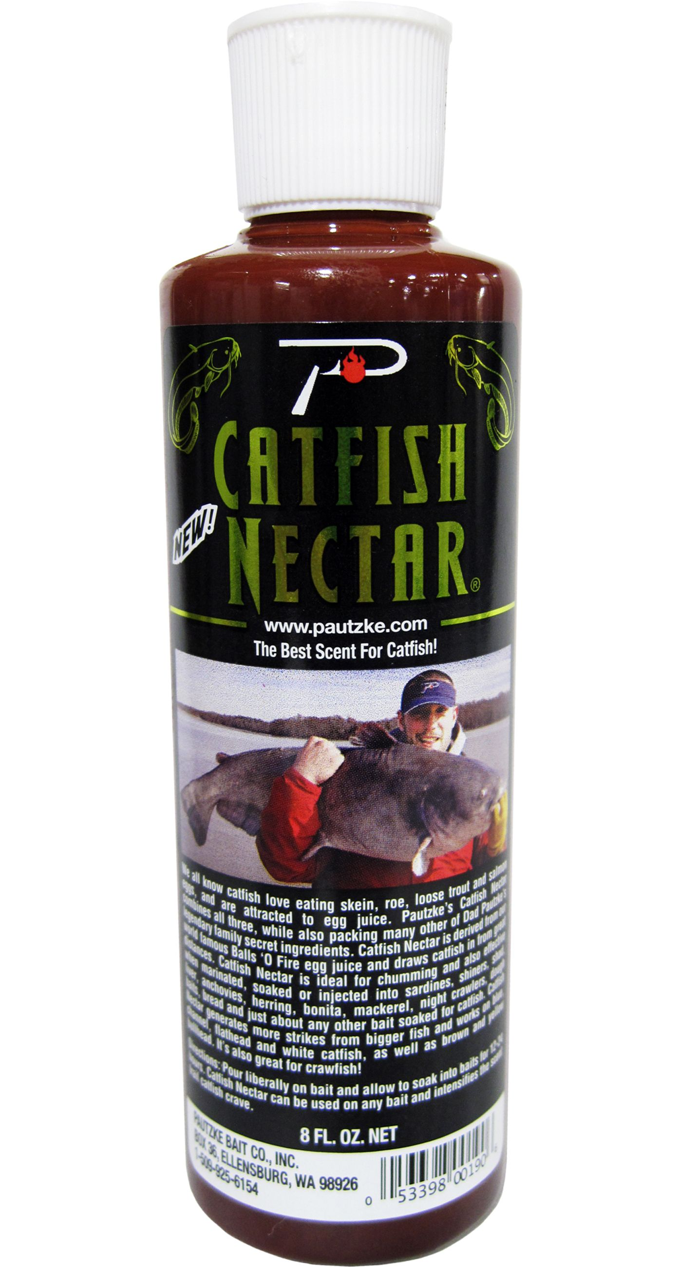 Pautzke Catfish Nectar Fish Attractant