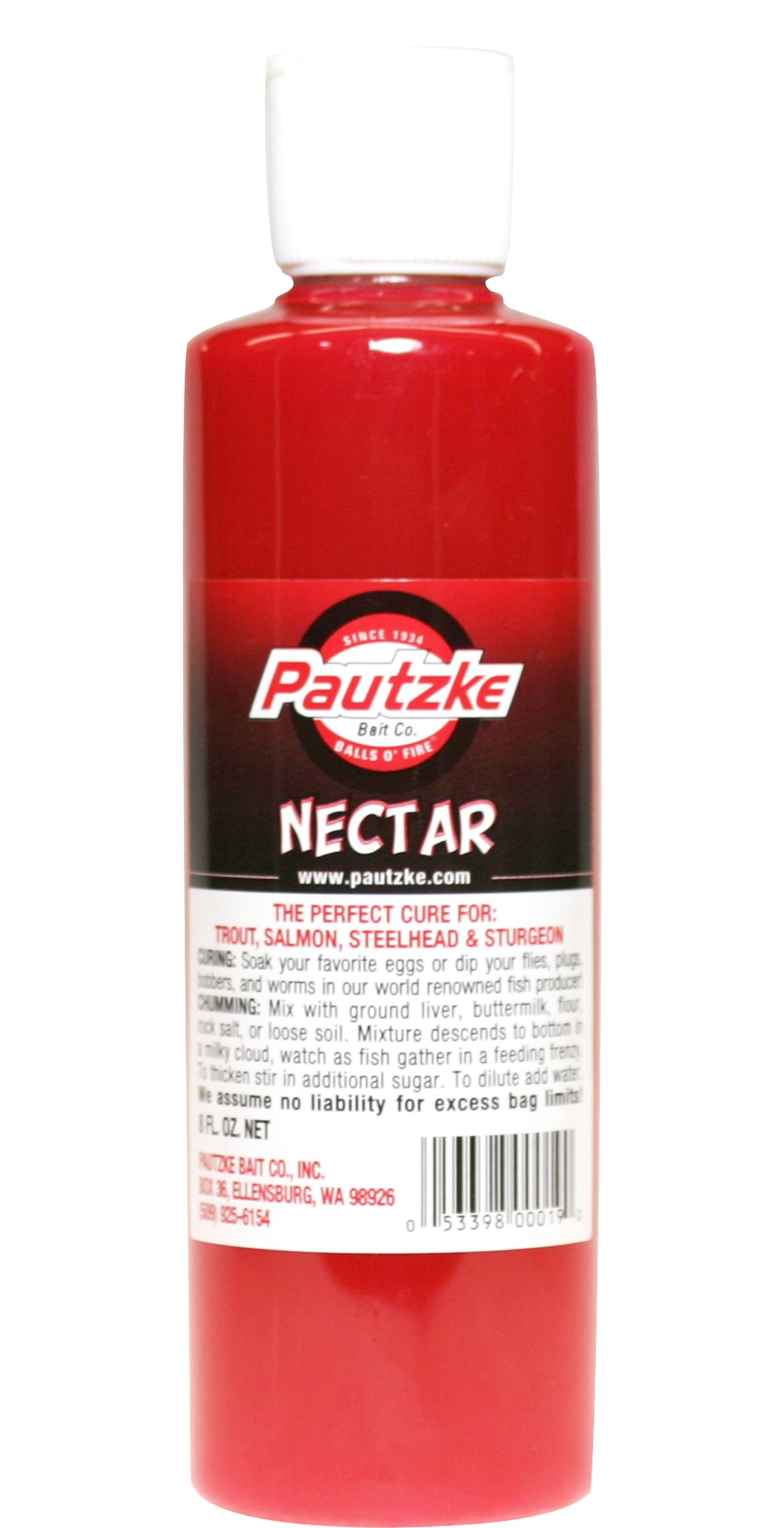 Pautzke Nectar Fish Attractant