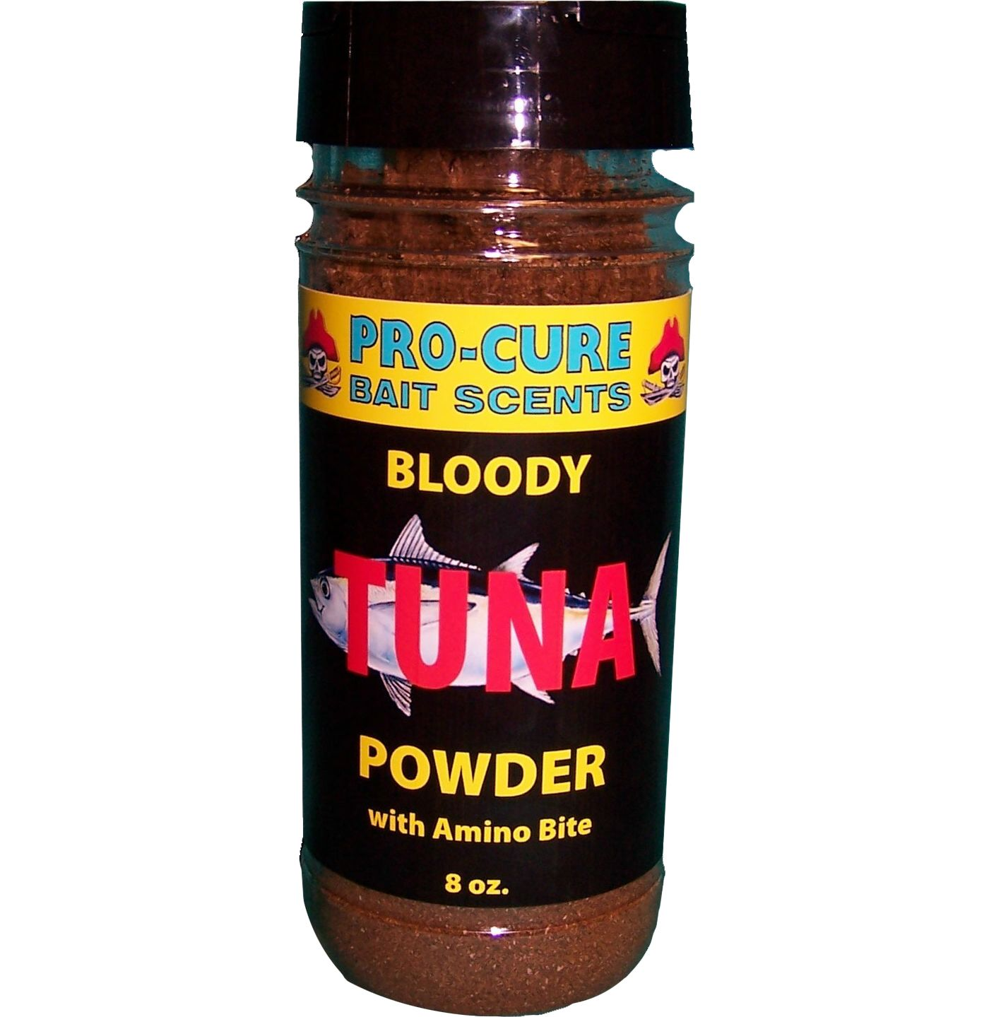 Pro-Cure Bloody Tuna Powder Fish Attractant