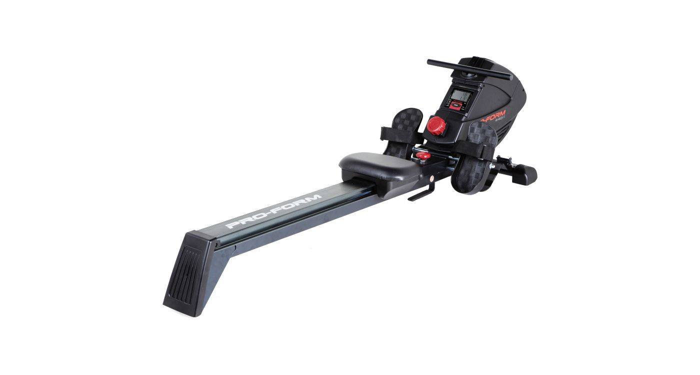ProForm 440R Rower and Strength Station