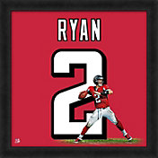 Photo File Atlanta Falcons Matt Ryan UniFrame