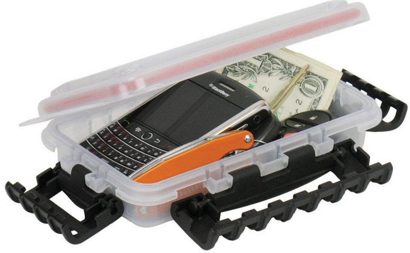 Plano 3440-10 Extra Small Waterproof StowAway Utility Box