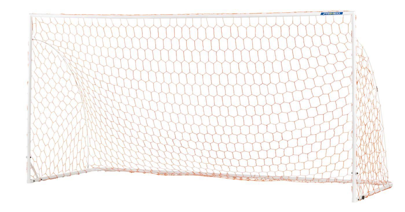 PRIMED 12' x 6' Adjustable Team Soccer Goal