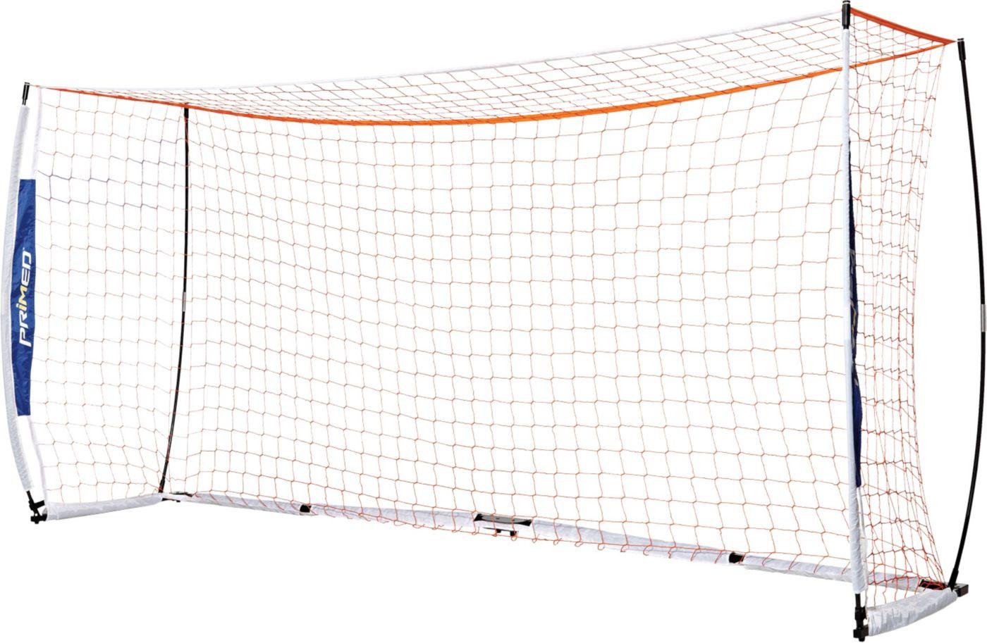 PRIMED 12' x 6' Instant Soccer Goal
