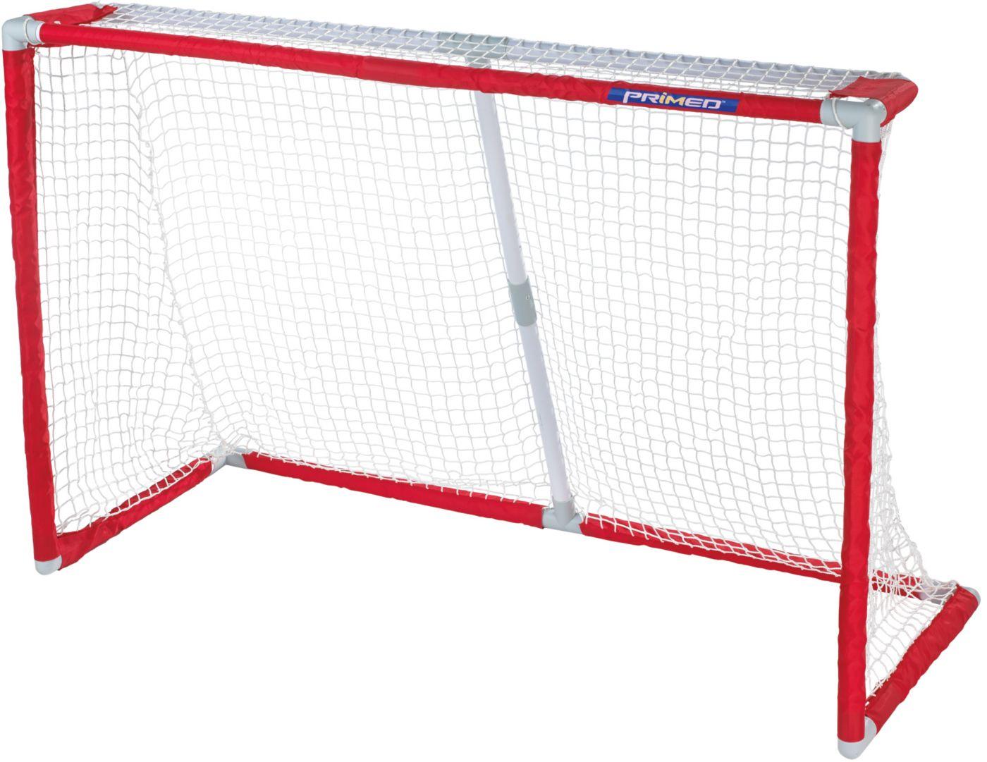 PRIMED 72'' PVC Street Hockey Goal