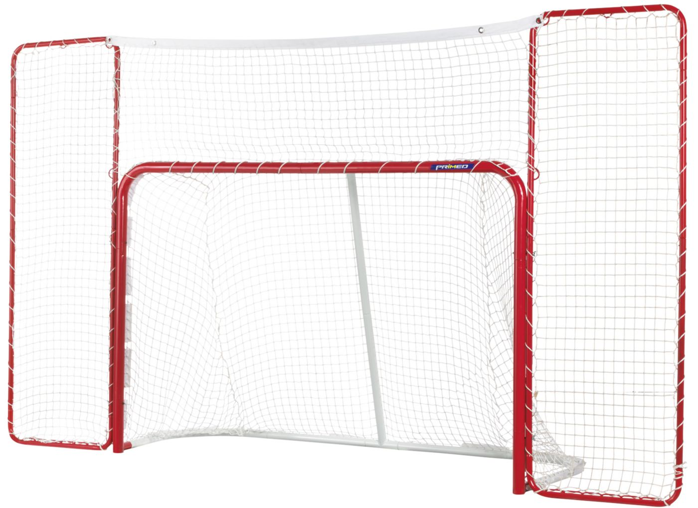 PRIMED Hockey Backstop