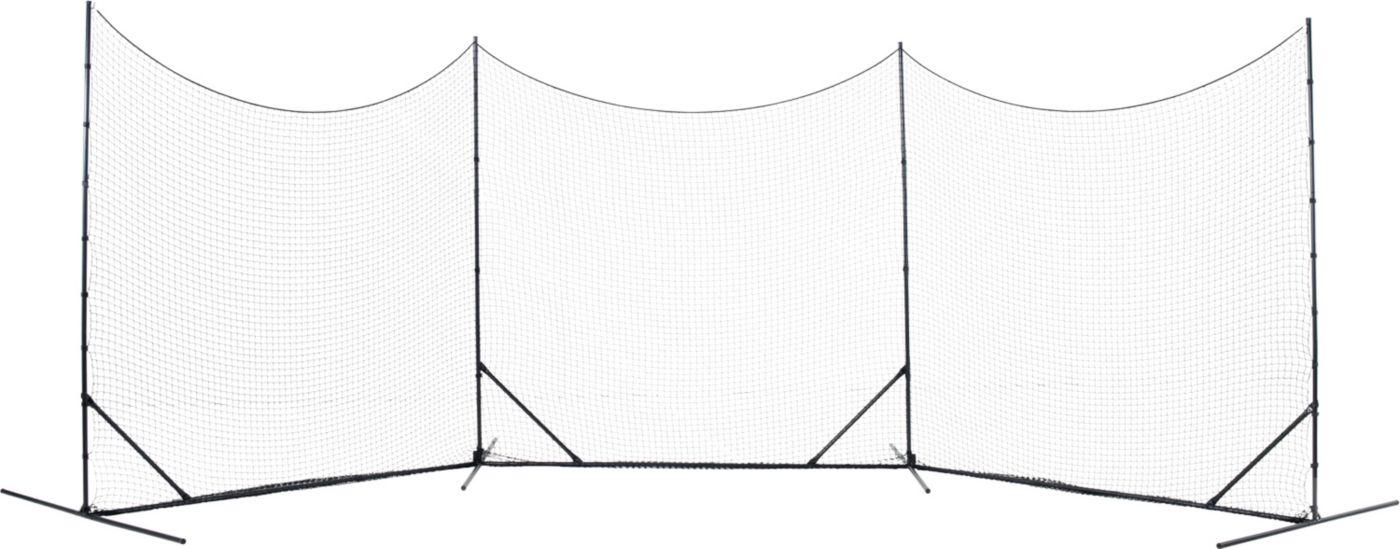 PRIMED 30' x 10' Lacrosse Backstop