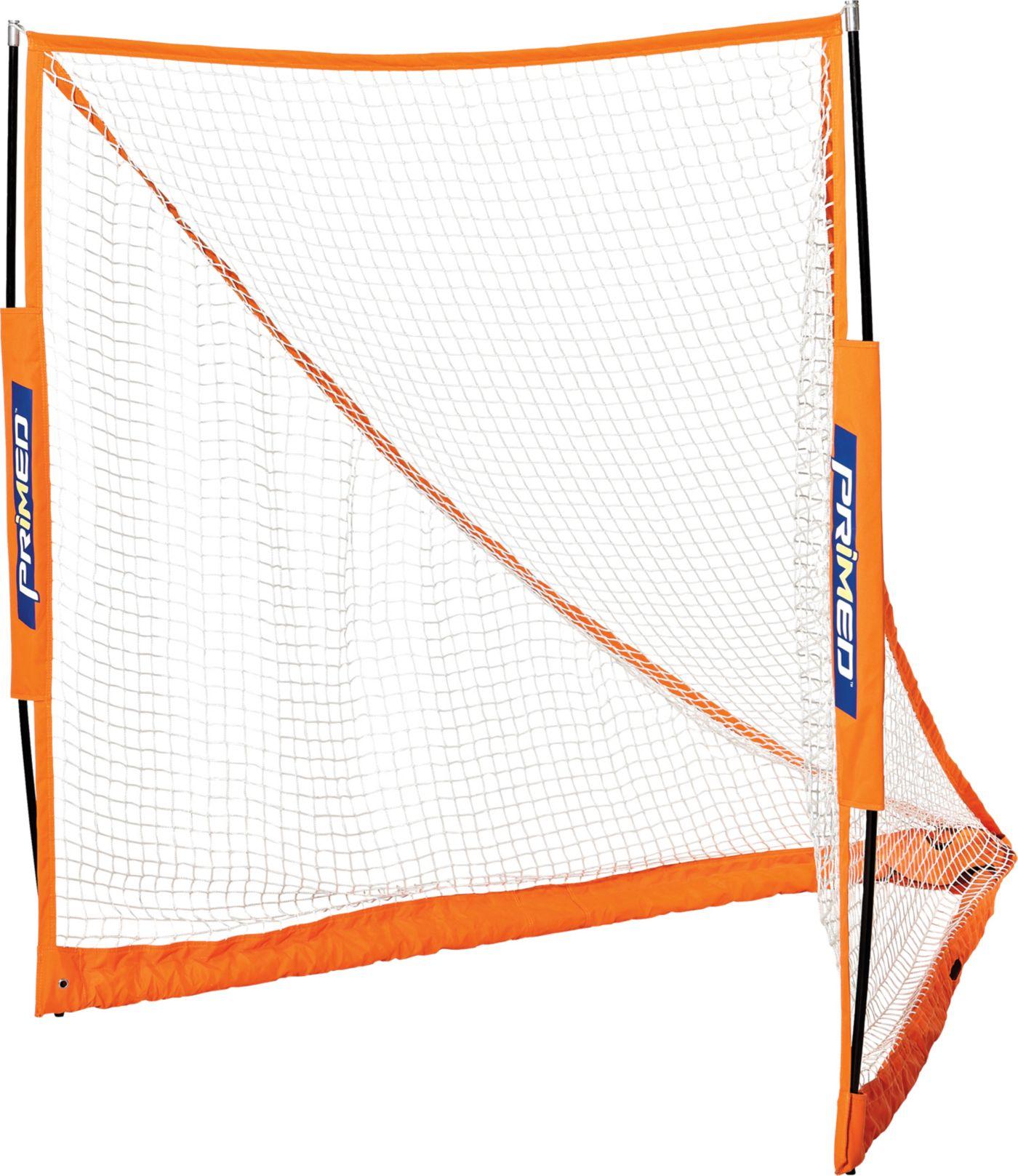 PRIMED 6' x 6' Instant Lacrosse Goal