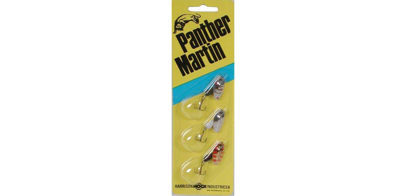 Panther Martin Western Trout 3 Pack