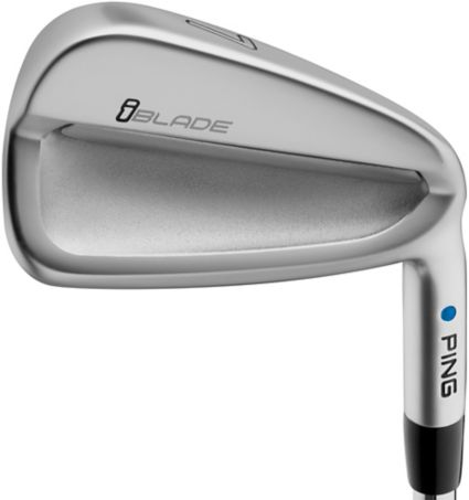 PING iBlade Blue Dot Irons - Steel