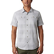 prAna Men's Marvin Button Up Short Sleeve Shirt