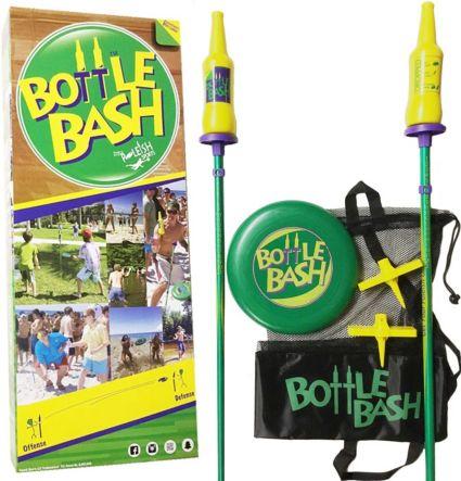 Poleish Sports Bottle Bash Game