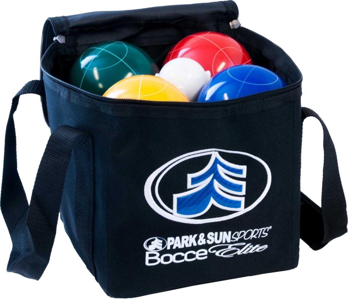 Park and Sun Sports Pro Elite 109mm Bocce Set
