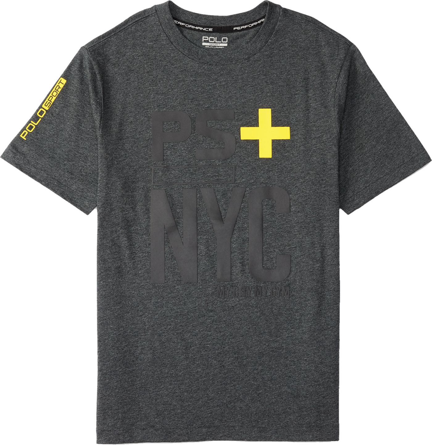 Polo Sport Boys' PS+NYC Graphic T-Shirt