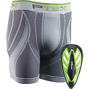 P-TEX Adult Pro Cup with Compression Short