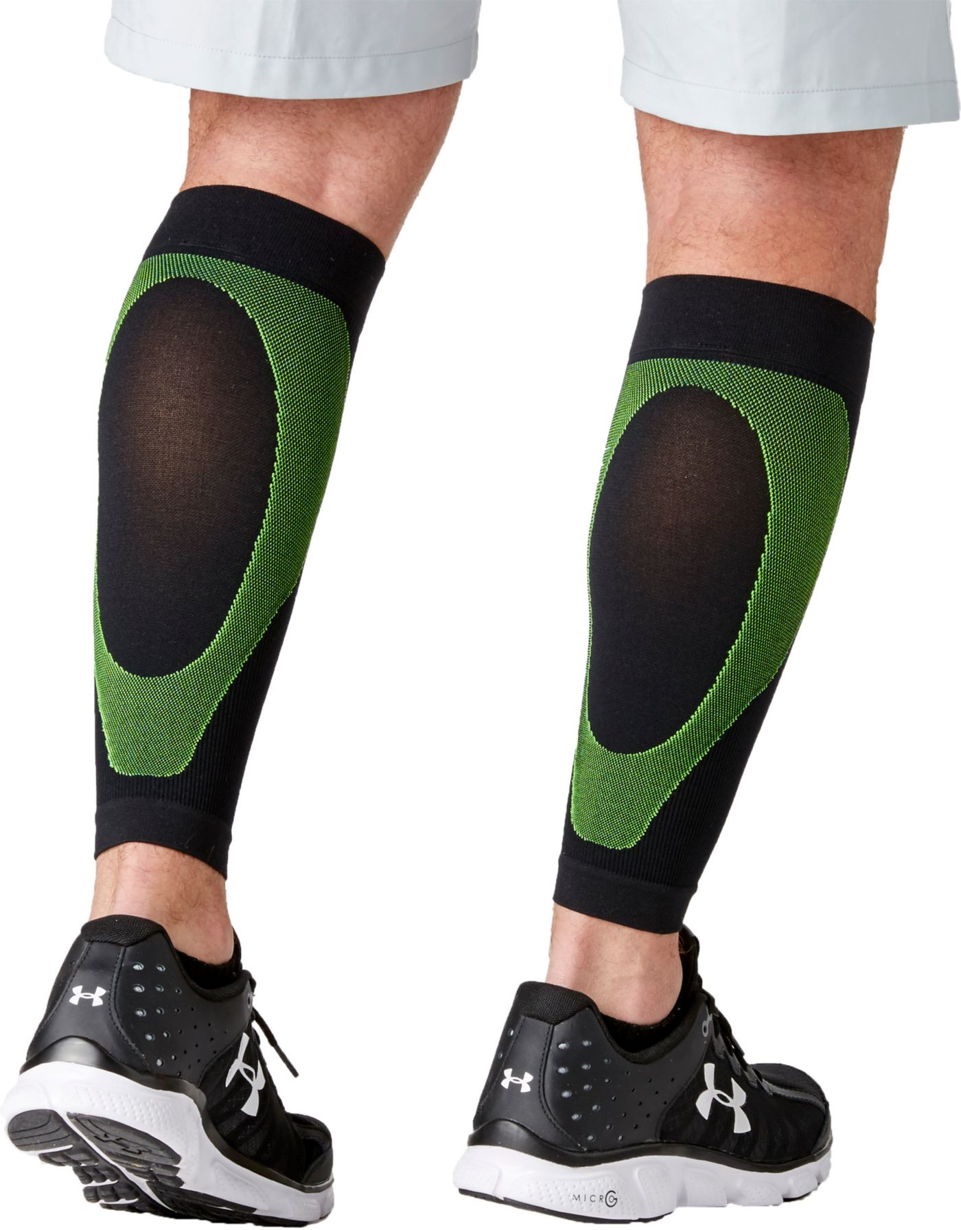P-TEX Knit Compression Calf Sleeves