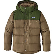 Patagonia Boys' Bivy Down Hooded Coat