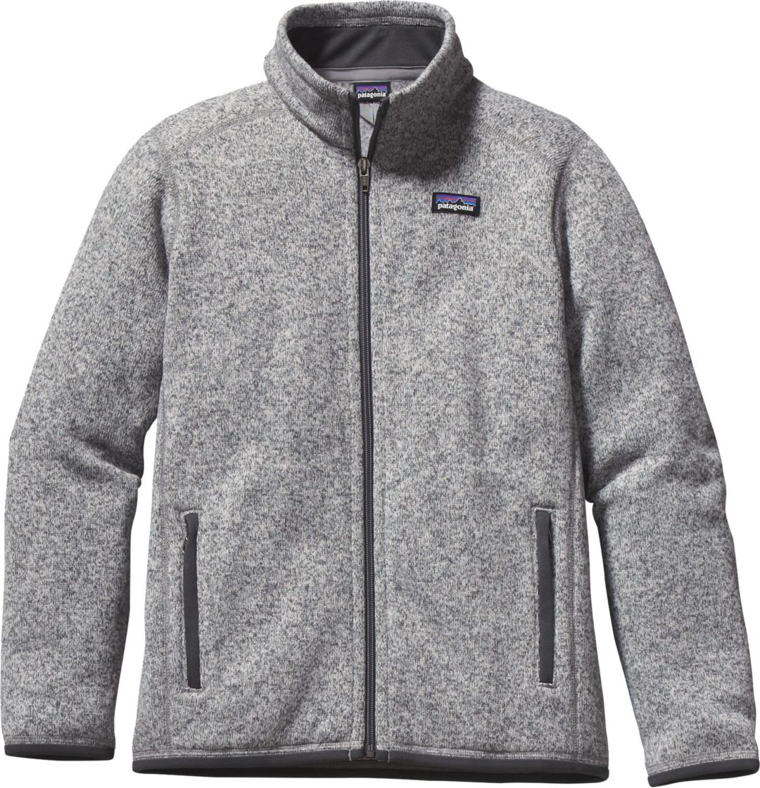 3699f7c74 Patagonia Boys' Better Sweater Jacket | DICK'S Sporting Goods