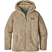 Patagonia Girls' Los Gatos Fleece Hoodie