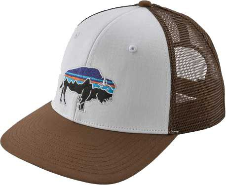 5db2cc2731ee0 Patagonia Men s Fitz Roy Bison Trucker Hat
