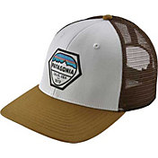 Product Image · Patagonia Men s Fitz Roy Hex Trucker Hat. White  Black 919e3f237330