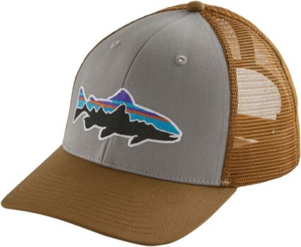 88bb3b4140cf3 Patagonia Men s Fitz Roy Trout Trucker Hat