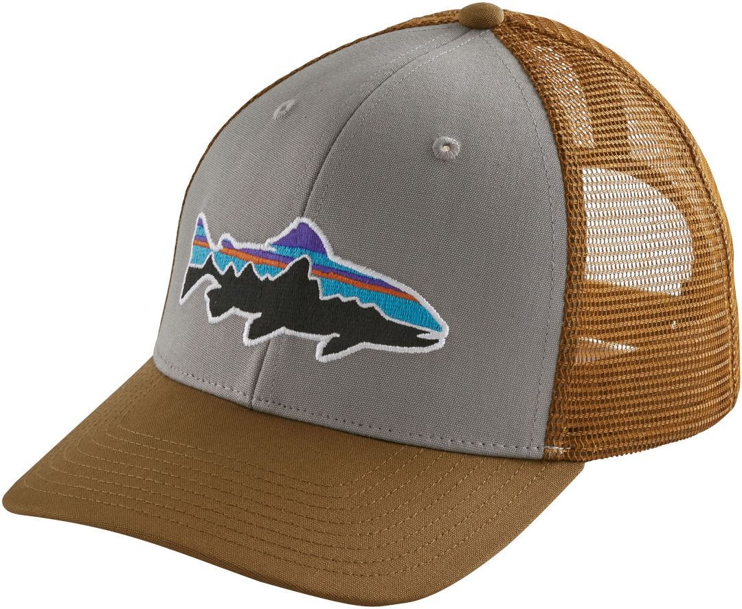 8fd1b49c Patagonia Men's Fitz Roy Trout Trucker Hat | DICK'S Sporting Goods