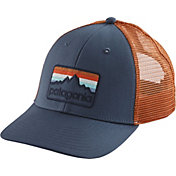 a42b57f86499b Product Image · Patagonia Men s Line Logo Badge LoPro Trucker Hat