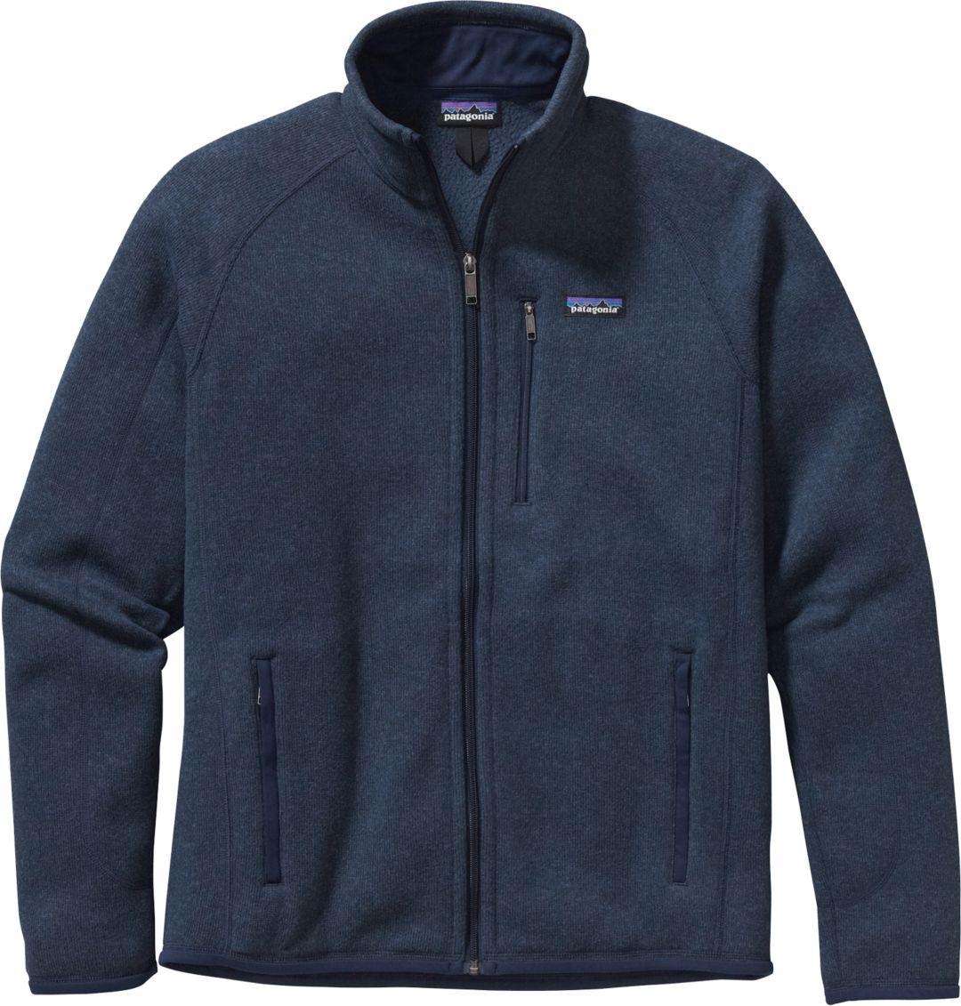 ce1747b8c0f Patagonia Men s Better Sweater Fleece Jacket 1