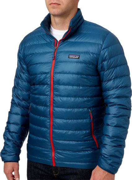 211dcf7139e32f Patagonia Men's Down Sweater Jacket | DICK'S Sporting Goods
