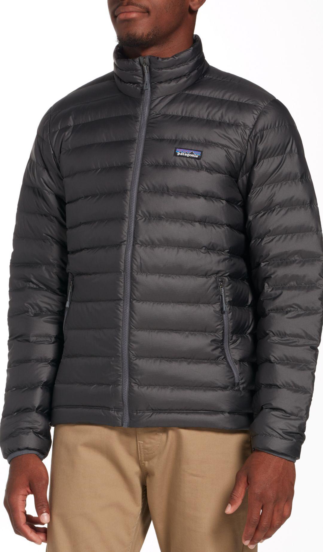 Patagonia Men S Down Sweater Jacket