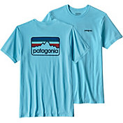 Patagonia Men's Line Logo Badge T-Shirt